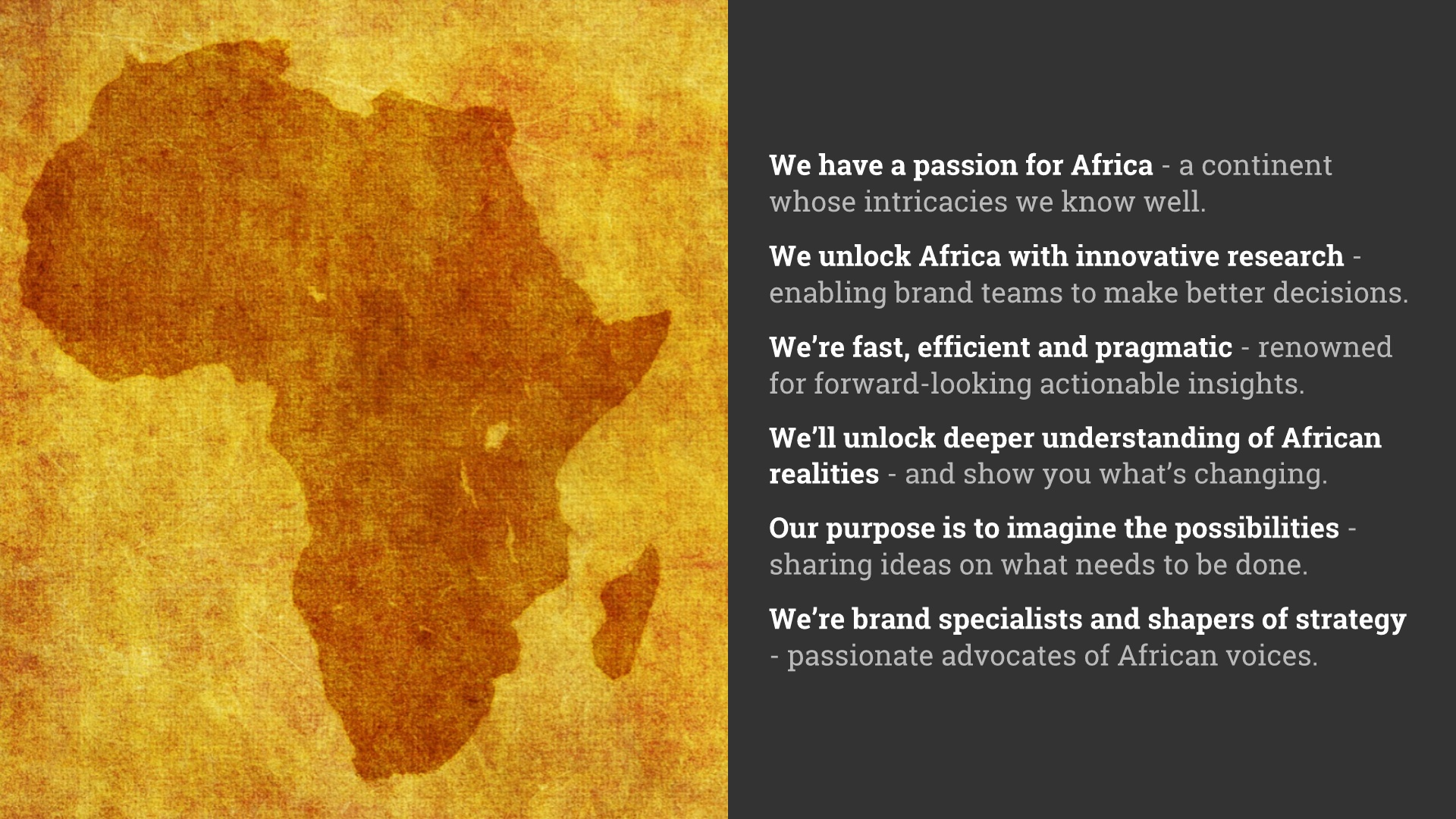 African Grey Manifesto
